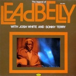 Leadbelly With Josh White And Sonny Terry ‎– The Legend Of Leadbelly|1970  SM 3964