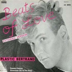 Plastic Bertrand ‎– Beats Of Love |1984      Bellaphon ‎– 120-07-111 Maxi-Single