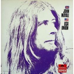 Mayall  John – USA Union|1970  Polydor – 2425-020