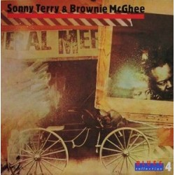 Terry Sonny & Brownie McGhee – Blues Collection 4|1986   AMIGA – 8 56 152