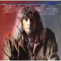 Mayall John – with Peter Green, Eric Clapton & Mick Taylor|1979 , Decca 6.24010