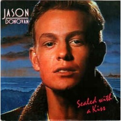 Donovan ‎Jason – Sealed With A Kiss |1989      	PWL Records 	PWLT 39