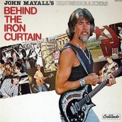 Mayall&8217s John Bluesbreakers ‎– Behind The Iron Curtain|1985 GNP Crescendo GNPS 2184