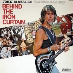 Mayall&8217s John Bluesbreakers  – Behind The Iron Curtain|1985  GNP CrescendoGNPS 2184