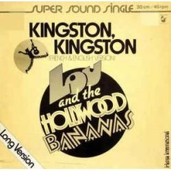 Lou and The Hollywood Bananas – Kingston, Kingston  1979 600 030 -Maxi-Single
