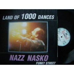 Nasko Nazz - Land of 1000 Dances|1988    EMI-12C 060 1334326-Maxi-Single