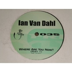 Dahl ‎Van Ian– Where Are You Now? (Part 1) |2004    FS 2035 -Maxi-Single