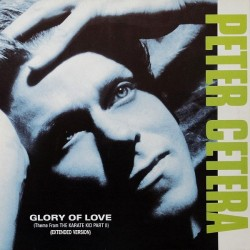 Cetera  Peter ‎– Glory Of Love (Extended Version)|1986    920 506-0 -Maxi-Single
