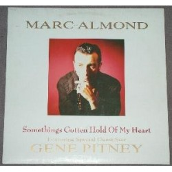 Almond Marc feat.  Gene Pitney ‎– Something's Gotten Hold Of My Heart |1989     060 20 3160 6 -Maxi-Single