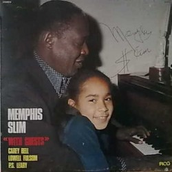 Memphis Slim ‎– With Guests|1976 Inner City Records ‎– IC1011