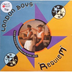 London Boys ‎– Requiem |1988    TELDEC ‎– 6.20939-Maxi-Single
