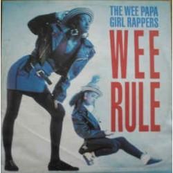Wee Papa Girl Rappers – Wee Rule |1988 Jive – 6.20960-Maxi-Single