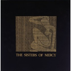 The Sisters Of Mercy ‎– Alice |1989     MR 021 -Maxi-Single