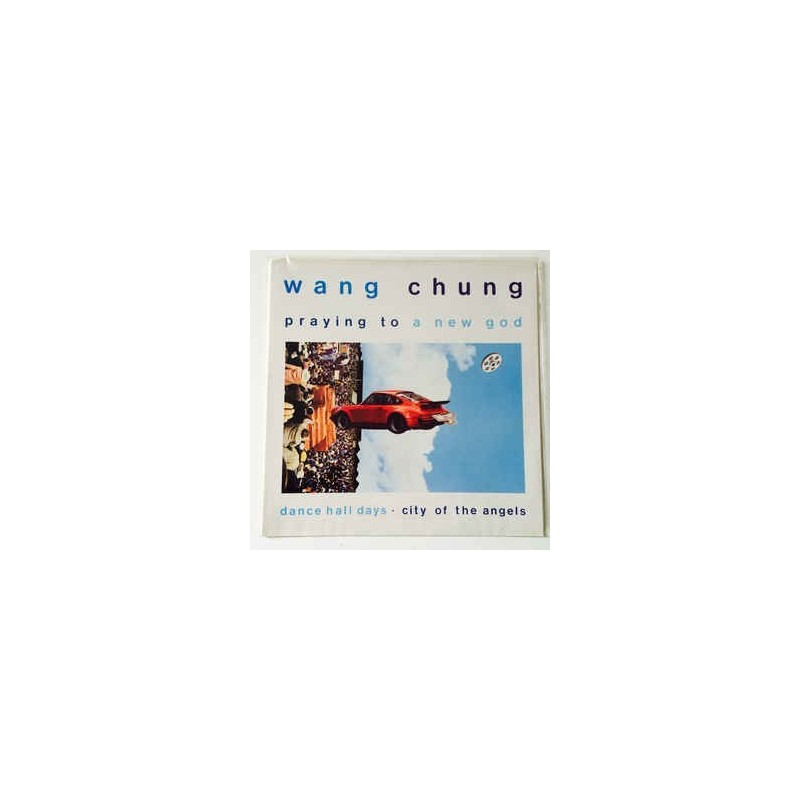Wang Chung ‎– Praying To A New God |1989     921 255-0-Maxi-Single
