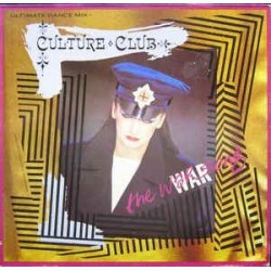 Culture Club ‎– The War Song |1984     Virgin ‎– 601528-Maxi-Single