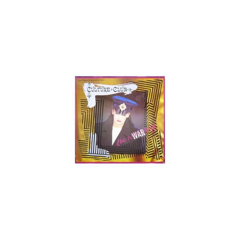 Culture Club – The War Song |1984     Virgin – 601528-Maxi-Single