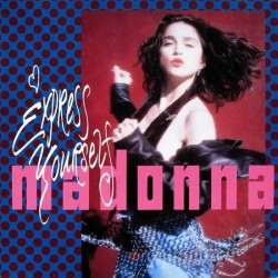 Madonna – Express Yourself |1989     Sire – 921 249-0-Maxi-Single