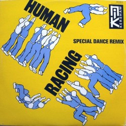 Kershaw Nik ‎– Human Racing (Special Dance Remix) |1984    259 286-0 -Maxi-Single