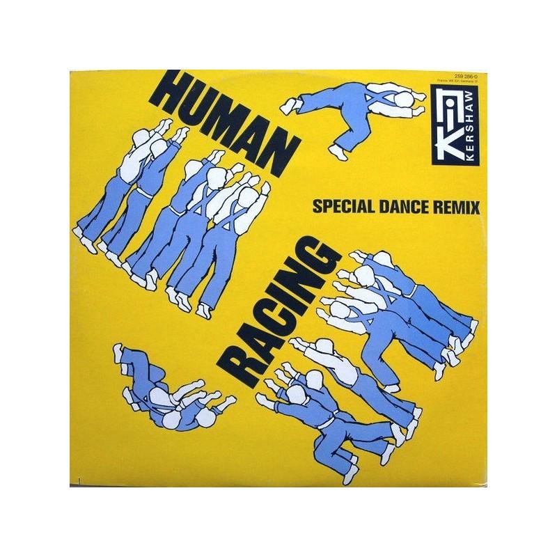 Kershaw Nik – Human Racing (Special Dance Remix) |1984    259 286-0 -Maxi-Single