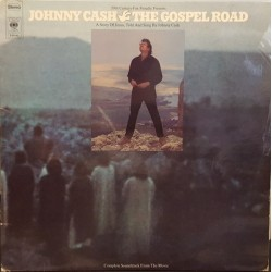 Cash ‎Johnny – The Gospel Road (Original Soundtrack Recording)|1973    CBS ‎– S 68243